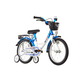 "Vermont Capitain Childrens Bike 16"" blue/white"